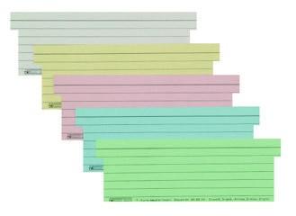 T-Karten für T-Karten-Bezeichnungsteil