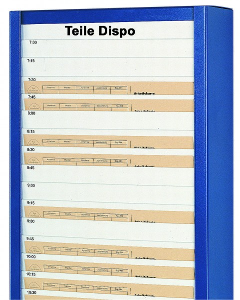 Dispositions-Tafel