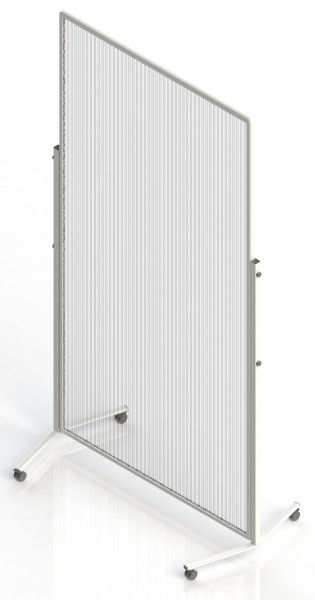 Schutzwand (Stegplatte)