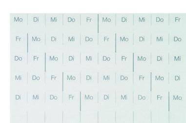 Skala für Skalenträger