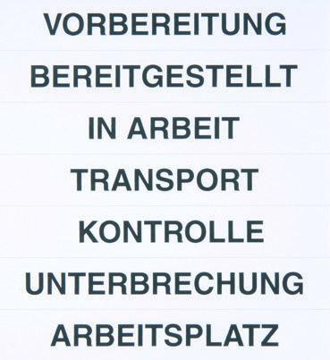 Rahmenschilder für WEIGANG-AV